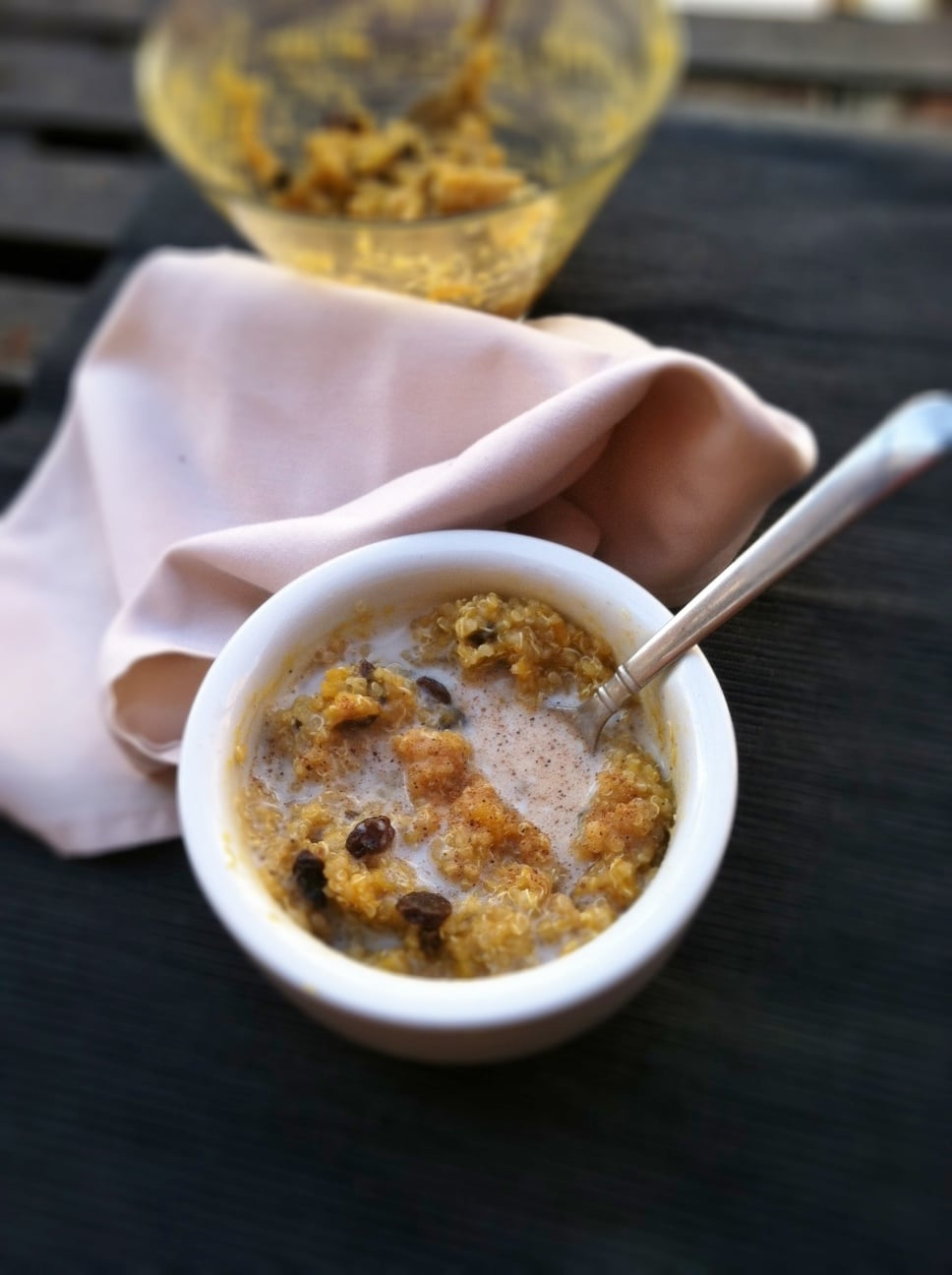 pumpkin-quinoa-porridge