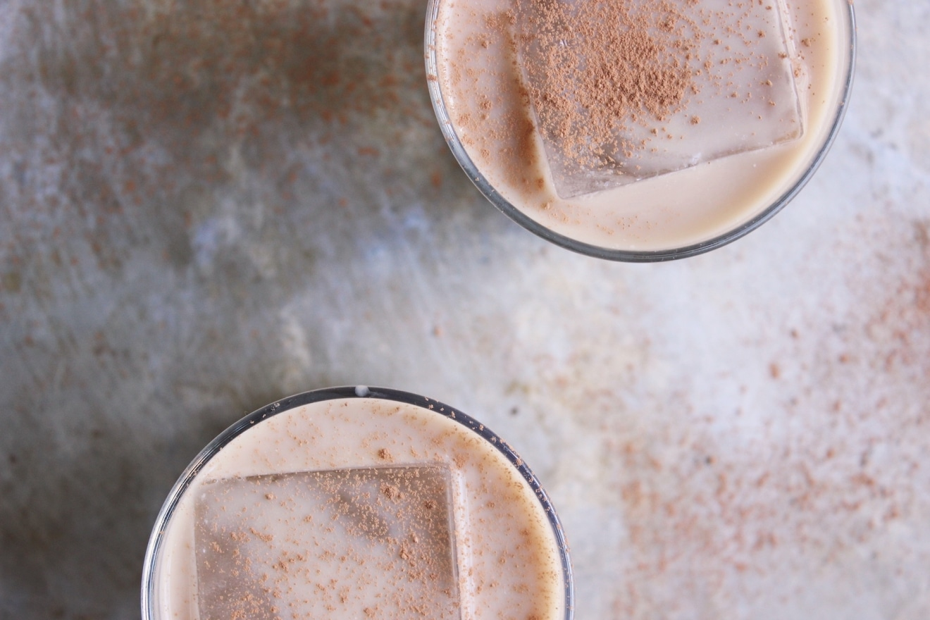 Root + Cream Cocktails | @withfoodandlove