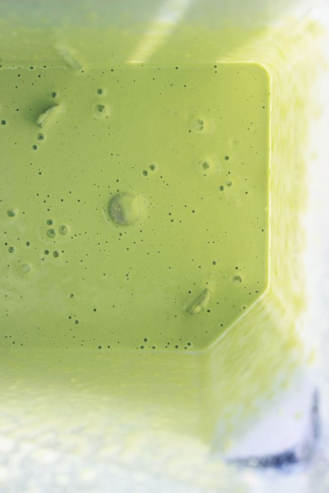 Green Goddess Tahini | @withfoodandlove