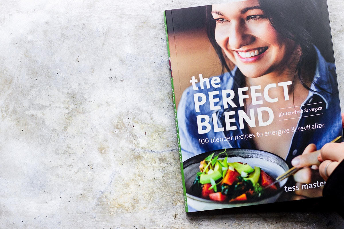 Tess Master's The Perfect Blend Book