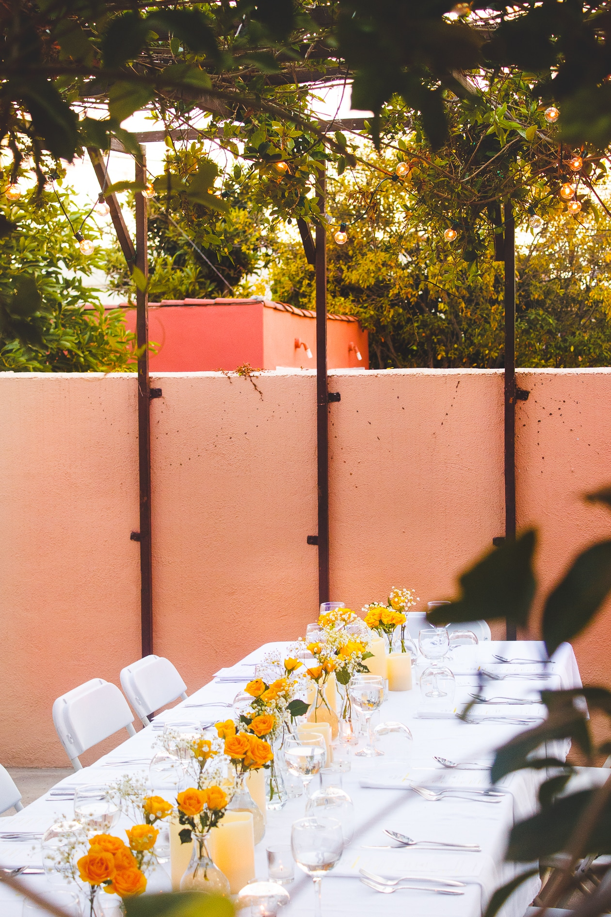 Late Summer, Los Angeles pop-up dinner by With Food + Love | #wfalpops