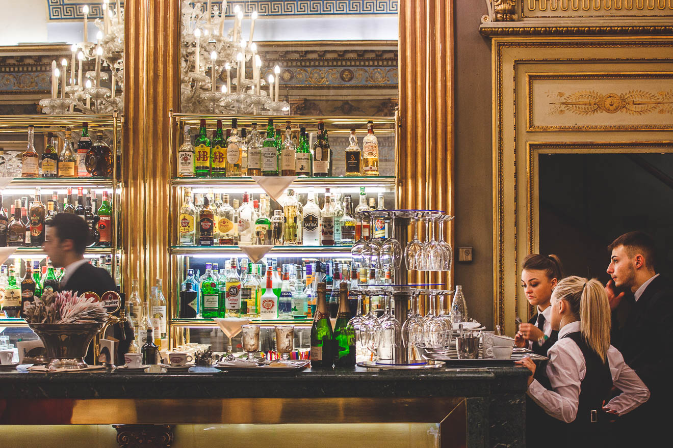 Exploring Turin | Exploring Turin was full of several aperitivo hours, bottles of Barolo, lots of vermouth and plenty of jazz. The Piemonte cuisine is both refined and cozy, and eating gluten-free in Turin was a breeze. #turinitaly