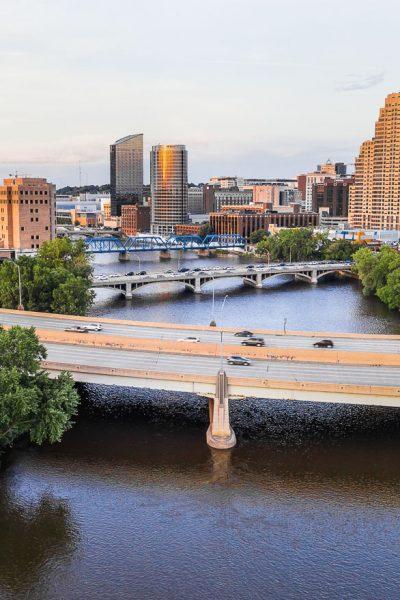 Exploring Grand Rapids + scenes from lake michigan!
