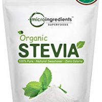organic powered stevia