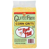 polenta (corn grits)