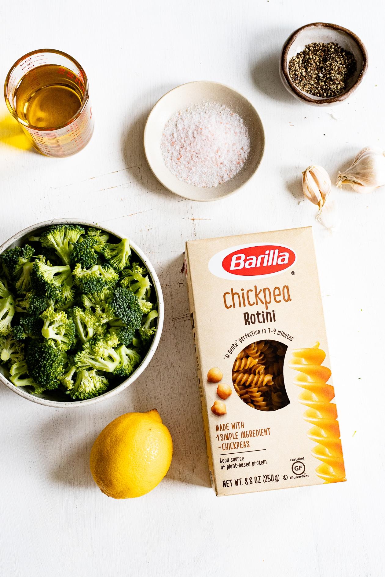 barilla pasta mise en place